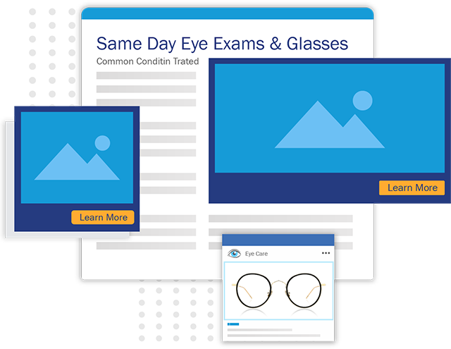 google-display-ads-eye-doctor-optometry-eye-care-marketer